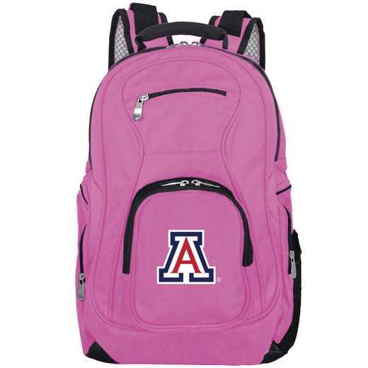CLUAL704-PINK: NCAA Arizona Wildcats Backpack Laptop